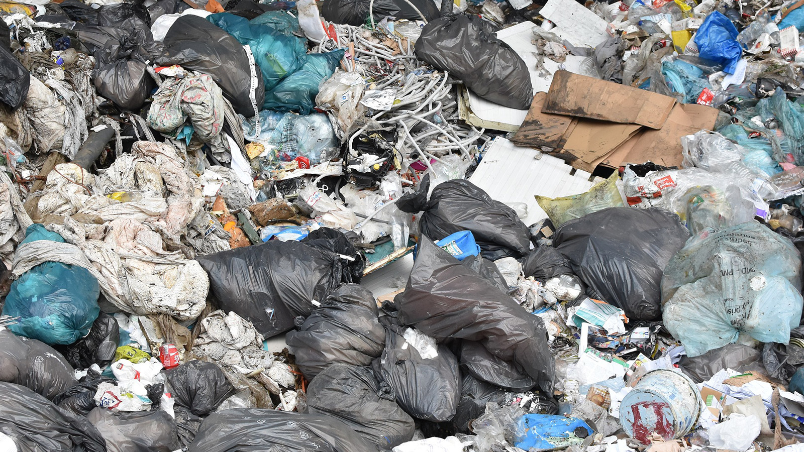 <h4>TRASHING OUR STATE</h4><h5>Pennsylvania is the #1 importer of trash from other states in the nation, adding to our landfill problems.</h5><em>Ben Kerckx from Pixabay</em>